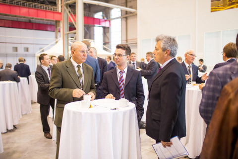 XVI international scientific and technical conference on compressor engineering, 2014. Head of the CVRE Department Yu. V. Kozhukhov and doctor of technical Sciences, Professor of Sumy state technical University, leading researcher of PAO Sumy NPO. M. V.