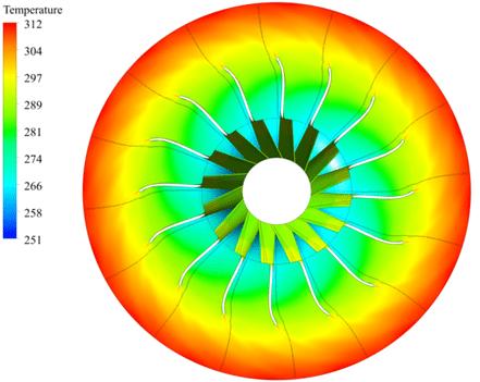 Рабочее колесо компрессора