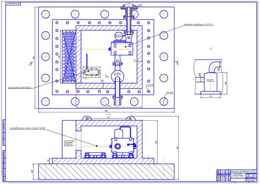 Герметичный блок-модуль газоперекачивающего агрегата мощностью N=16 МВт подводного расположения на устье скважины Штокмановского месторождения