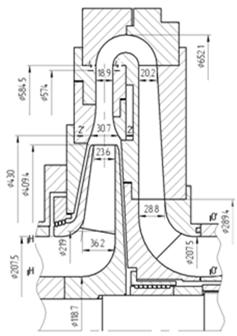 ступень компрессора