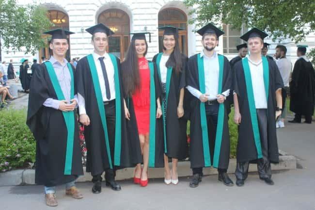 Выпускники кафедры КВиХТ 2015 года