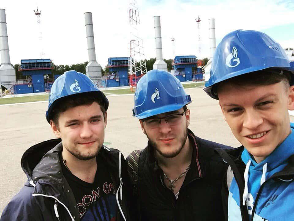 """Практика в ООО """"Газпром трансгаз Югорск"""""""