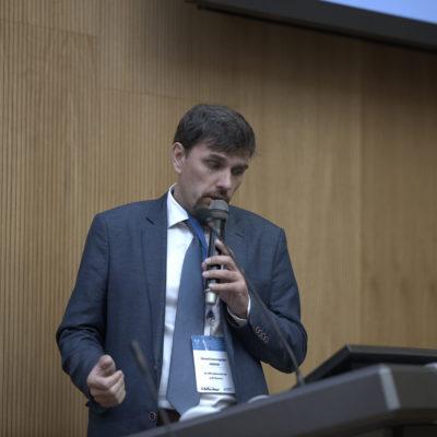 "Symposium on compressor technology 2019: presentation by E.A. Novikov - representative of the Research Institute ""Turbocompressor"" named after VB Schnepp"