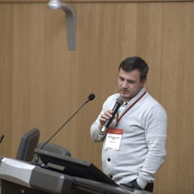 Symposium on compressor technology 2019: presentation by A.V. Pudov - PAO Severstal