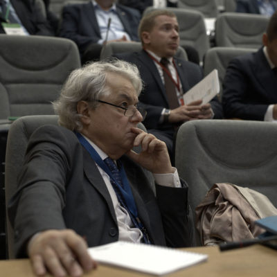 Compressor Symposium 2019: Symposium participant - Siemens representative Jean Bernard Roulette