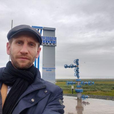 Working visit of S.V. Kartashov to the Bovanenkovskoye oil and gas condensate field of Gazprom Dobycha Nadym LLC