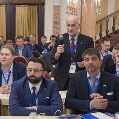 Conference 2021: rapporteurs question asks GG Latypov JSC Power Machines
