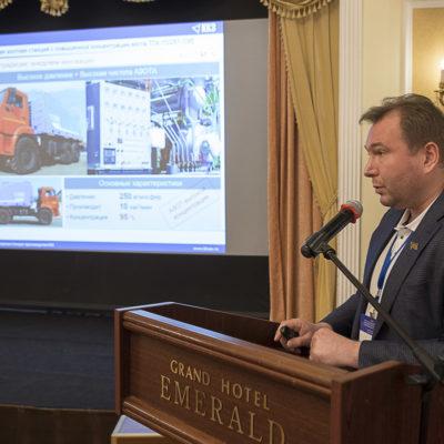 Conference 2021: report of Krasnodar Compressor Plant LLC (Tegas Industrial Group)