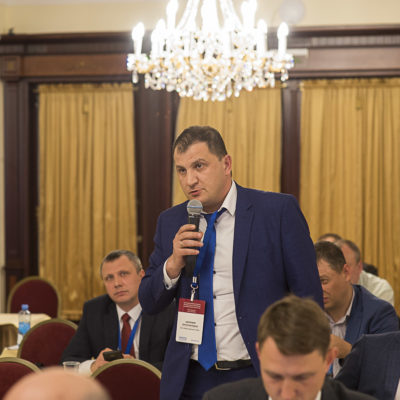Conference 2021: Chief Engineer-Deputy General Director of Gazprom Gazomotornoye Toplivo E.A. Zavgorodniy