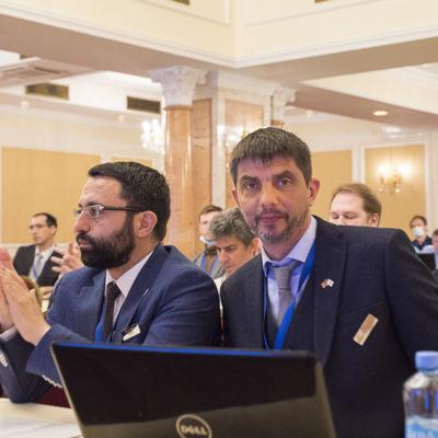 "Conference ""Compressor Technologies"" 2021: conference participants from JSC ""Dalgakyran-M"""