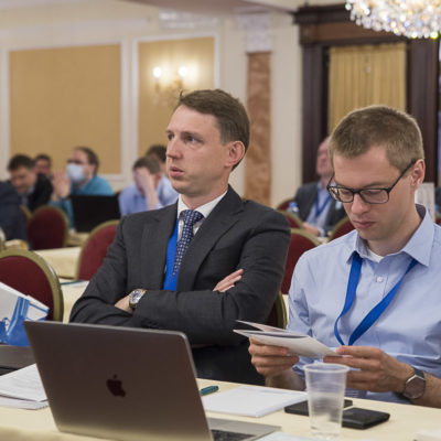 Compressor Technologies Conference 2021: Conference Participants from Baker Hughes