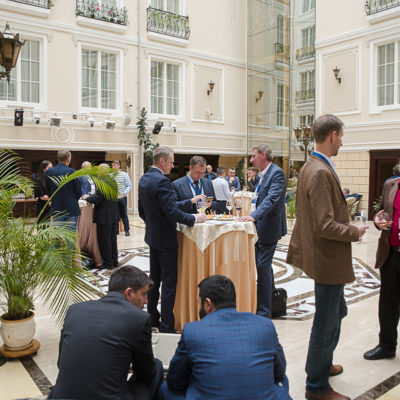 Conference 2021: gala buffet for conference participants