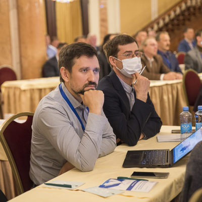 Compressor Technologies Conference 2021: Conference Participants from Atlas Copco