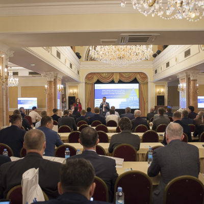 """Greetings to the participants of the annual international industrial conference """"Compressor Technologies 2021"""" from the Chairman of the organizing committee of the conference-head of the scientific group """"KViHT"""" Yu.V. Kozhukhov"""